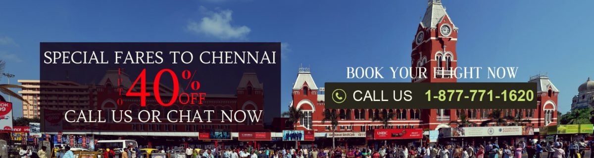 Flights To Chennai