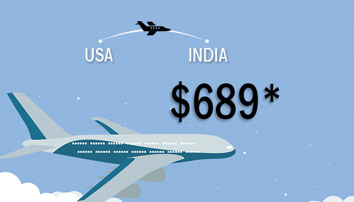 Black Friday Sale Usa To India Round Trip Starts From 689 Fdf Main