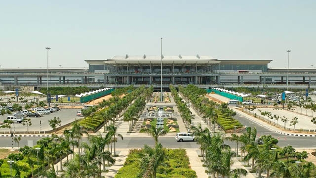 HYD AIRPORT