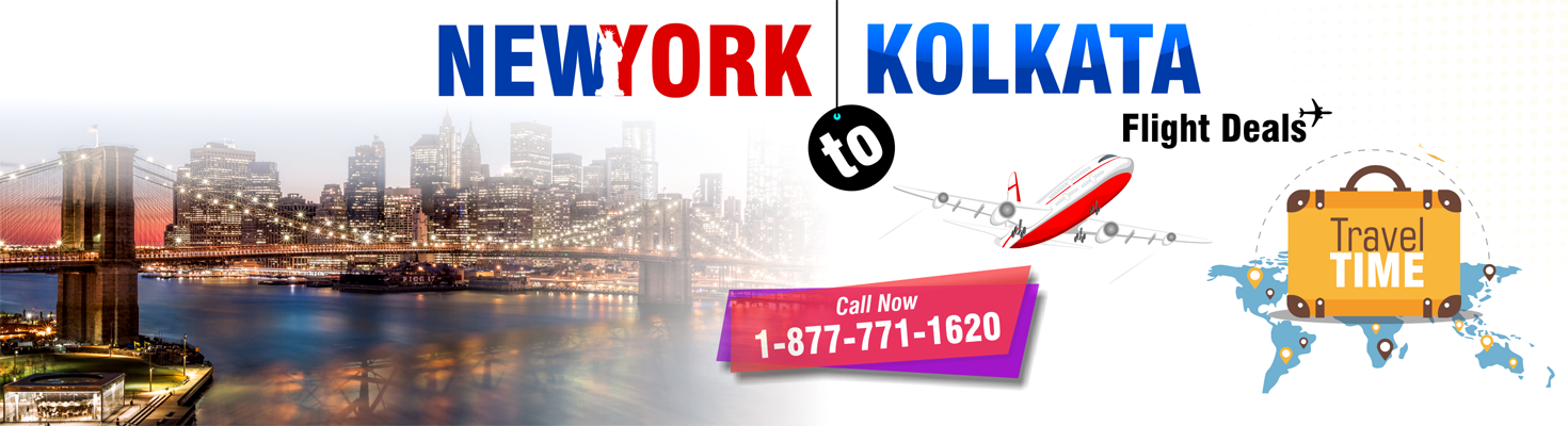 NYC TO KOLKATA BANNER