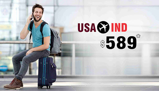 APRIL TRAVEL OFFERS : USA TO INDIA ROUND TRIP STARTS FROM $589*