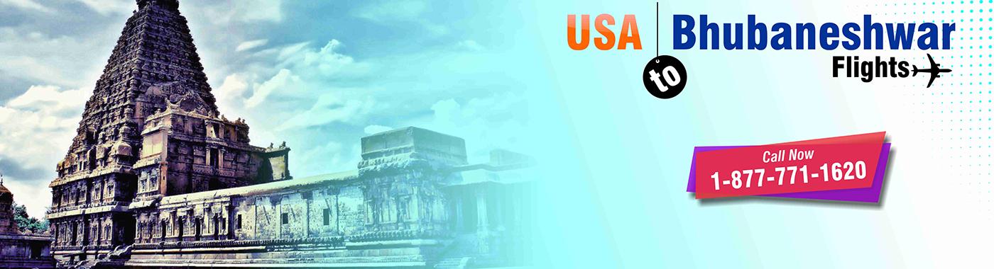 USA to Bhuvneshwar