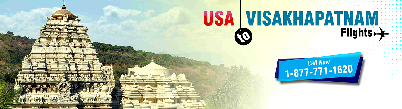 Usa to visakhapatnam