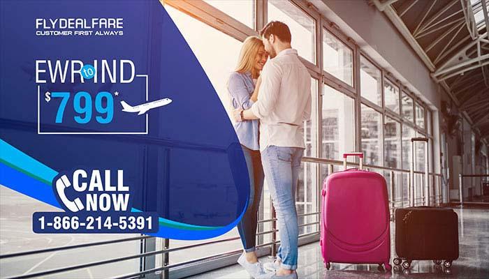 NEWARK TO INDIA ROUND TRIP FLIGHT DEALS STARTS FROM $799*