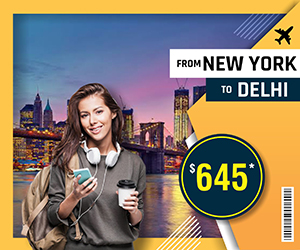 NEW YORK TO DELHI FLIGHTS