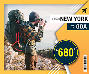 NEW YORK TO GOA FLIGHTS